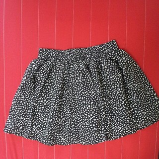 ローリーズファーム(LOWRYS FARM)のレオパード柄スカート(ミニスカート)