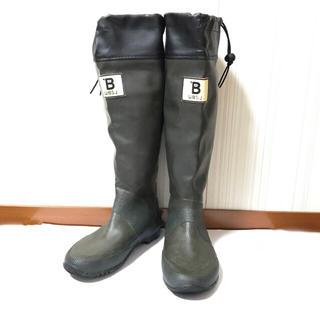 1/26までSALE☆野鳥の会 レインブーツ 長靴(レインブーツ/長靴)