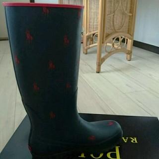 ラルフローレン(Ralph Lauren)のお値下げ☆ラルフローレン レインブーツ🐻(レインブーツ/長靴)