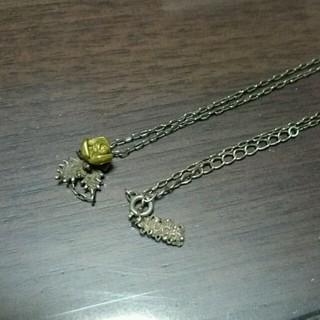 ルカ(LUCA)のLUCA オリジナルネックレス(ネックレス)