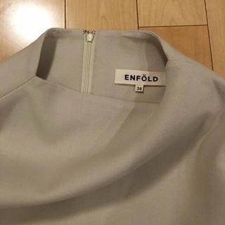 エンフォルド(ENFOLD)のエンフォルド ドルマントップス ENFOLD (カットソー(長袖/七分))