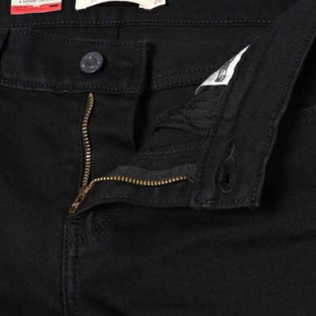 Levi's(リーバイス)の専用 リーバイス♡新品 スーパースキニーデニム ブラック レディースのパンツ(デニム/ジーンズ)の商品写真