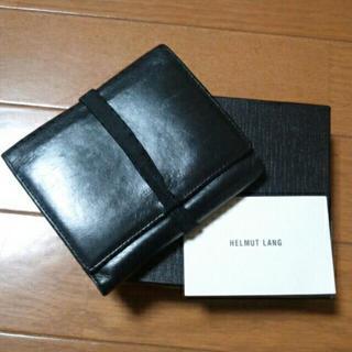 ヘルムートラング(HELMUT LANG)の二つ折財布ヘルムートラング(財布)