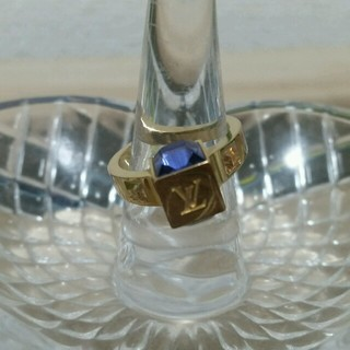 ルイヴィトン(LOUIS VUITTON)のルイヴィトン指輪(リング(指輪))