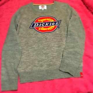 ディッキーズ(Dickies)のディッキーズ グレーニット《美品》(ニット/セーター)