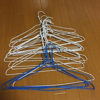 針金ハンガー 20本(押し入れ収納/ハンガー)