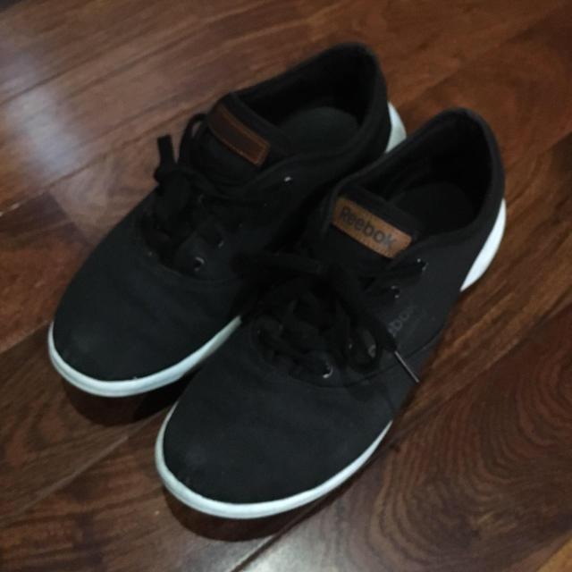 Reebok(リーボック)のリーボック イージートーン ブラック 24.5cm レディースの靴/シューズ(スニーカー)の商品写真
