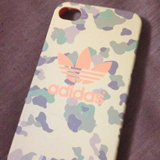 アディダス(adidas)のiPhone4.4sケース(その他)