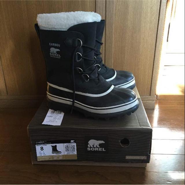 SOREL(ソレル)のアラスカ様専用☆ソレル☆カリブー レディースの靴/シューズ(ブーツ)の商品写真