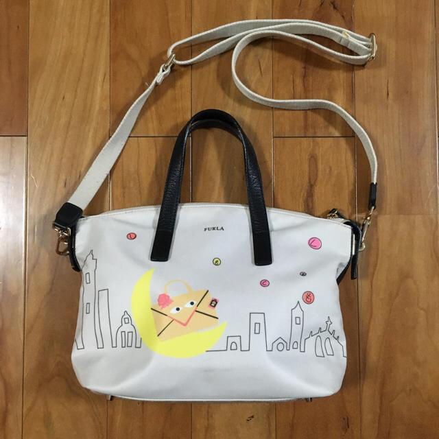 da484bbcb9dc Furla(フルラ)の限定品 フルラ イラスト 2WAY バッグ レディースのバッグ(ショルダー