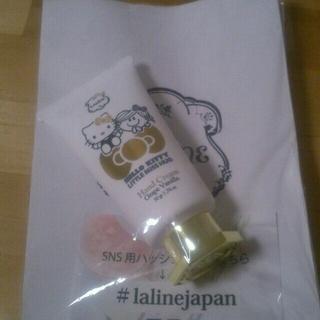 ラリン(Laline)のLALINE ハンドクリーム 50(ハンドクリーム)