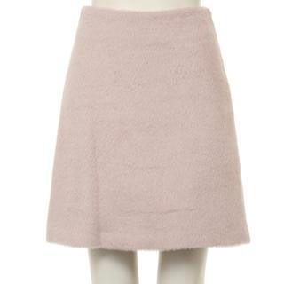 デイシー(deicy)のme couture シャギースカート(ミニスカート)