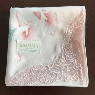 バルマン(BALMAIN)のxoさん専用  新品未使用  BALMAIN  ハンカチ(ハンカチ)
