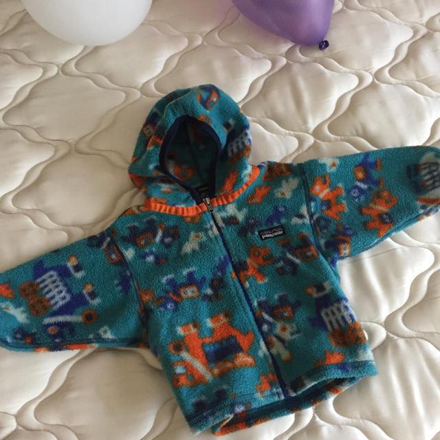 patagonia(パタゴニア)のパタゴニア ベビーフリース キッズ/ベビー/マタニティのベビー服(~85cm)(ジャケット/コート)の商品写真