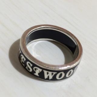 ヴィヴィアンウエストウッド(Vivienne Westwood)のコンジットストリートリング(リング(指輪))