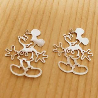 ディズニー(Disney)の☆ミッキー☆アクセサリーパーツ☆(各種パーツ)
