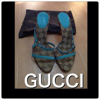 グッチ(Gucci)のGUCCI♡サンダル(サンダル)