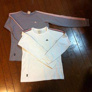 アディダス(adidas)のadidas スポーツウェア!お得!(Tシャツ(長袖/七分))