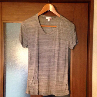 エルエヌエー(LnA)のセレブも大好きLNA  シンプルTシャツ(Tシャツ(半袖/袖なし))