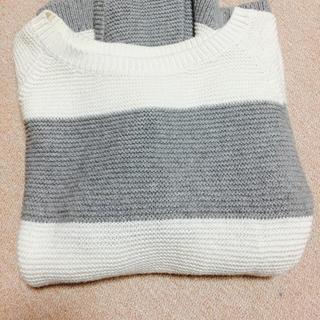 ムジルシリョウヒン(MUJI (無印良品))の無印良品オーガニックコットンセーター(ニット/セーター)