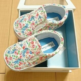 ラルフローレン(Ralph Lauren)の【3月末まで値下げ】新品箱付き!ラルフローレン♥ベビーシューズ 13㎝   靴(スニーカー)