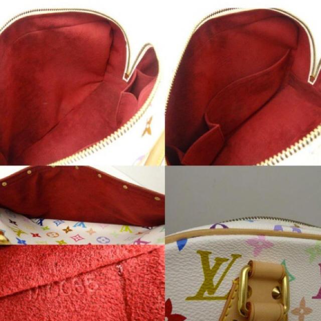 LOUIS VUITTON(ルイヴィトン)の美品 ルイ.ヴァトン  レディースのバッグ(ハンドバッグ)の商品写真
