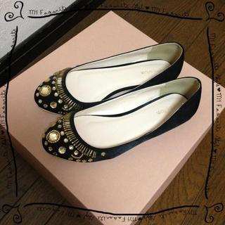 ランダ(RANDA)のRANDA♡ペタンコ靴♡(ハイヒール/パンプス)