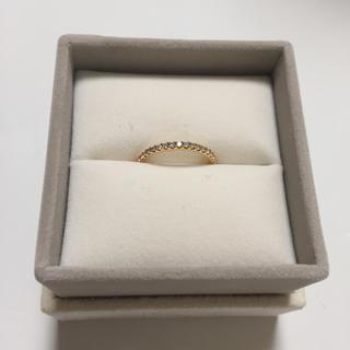 ポンテヴェキオ(PonteVecchio)のポンテヴェキオ ハーフエタニティ ダイヤモンドリング(リング(指輪))