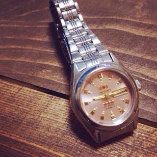 オリエント(ORIENT)のぱっそ様専用 2月8日までお取り置き(腕時計)