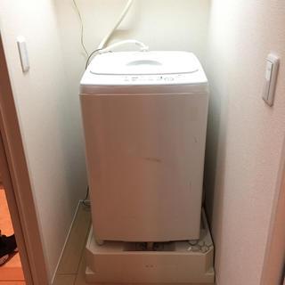 ムジルシリョウヒン(MUJI (無印良品))の無印良品❤︎洗濯機(洗濯機)