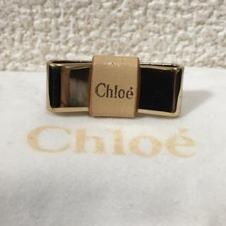 クロエ(Chloe)のChloe クロエ リボンデザイン リング 指輪(リング(指輪))