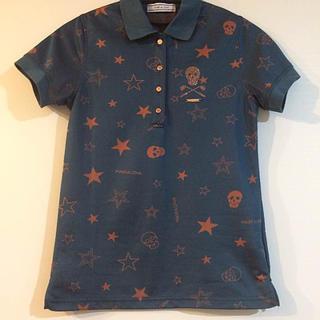 マークアンドロナ(MARK&LONA)のマークアンドロナ MARK&LONA ゴルフウェア レディース ポロシャツ(ウエア)
