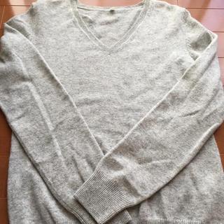 ムジルシリョウヒン(MUJI (無印良品))の難あり!超特価!MUJIカシミヤセーター(ニット/セーター)
