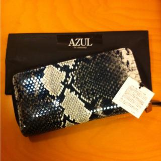 アズールバイマウジー(AZUL by moussy)のAZUL by moussy新品 長財布(財布)