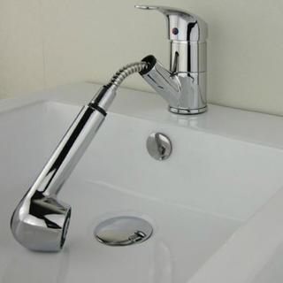 キッチン伸縮蛇口 混合栓 ハンドシャワー型(その他)