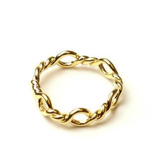 ビームス(BEAMS)の限定sale BEAMS デザインピンキーリング(リング(指輪))