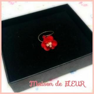 メゾンドフルール(Maison de FLEUR)の♡Maison de FLEUR♡フラワーリング♡(リング(指輪))