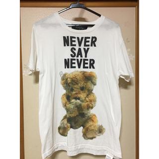ミルクボーイ(MILKBOY)のmilkboy never say never Tシャツ(Tシャツ/カットソー(半袖/袖なし))