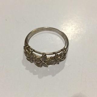 プルメリアのK14リング(リング(指輪))