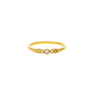 アガット(agete)のagete リング💍指輪*°美品(リング(指輪))