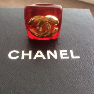 シャネル(CHANEL)の正規☆CHANEL☆リング(リング(指輪))