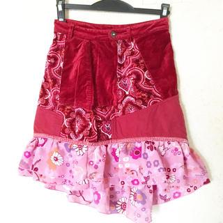 リズリサ(LIZ LISA)のMARY-KATE AND ASHLEYメアリー・ケイトアンドアシュレースカート(スカート)