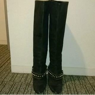 マノロブラニク(MANOLO BLAHNIK)のマノロブラニク ブーツ(ブーツ)