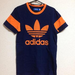 アディダス(adidas)のBIGロゴ てぃー(Tシャツ(半袖/袖なし))