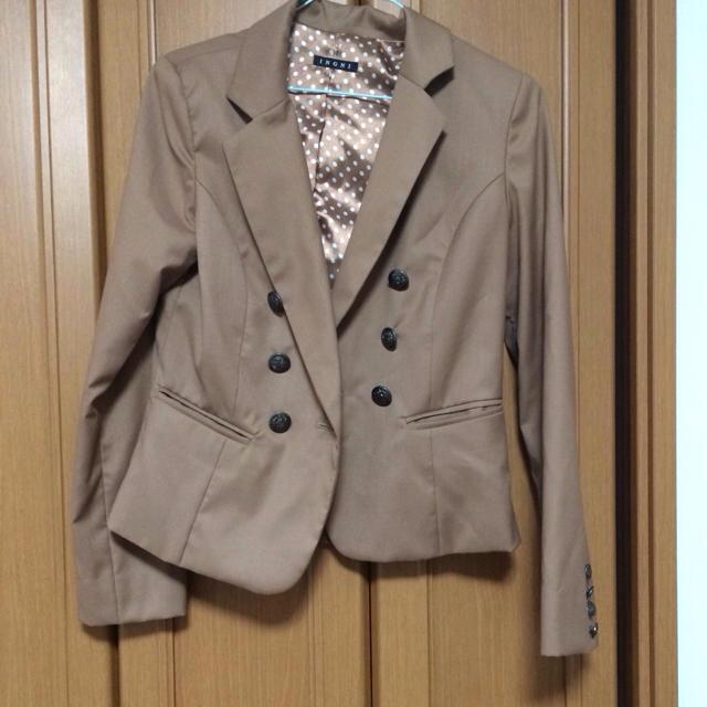 INGNI(イング)のINGNIジャケット レディースのジャケット/アウター(テーラードジャケット)の商品写真