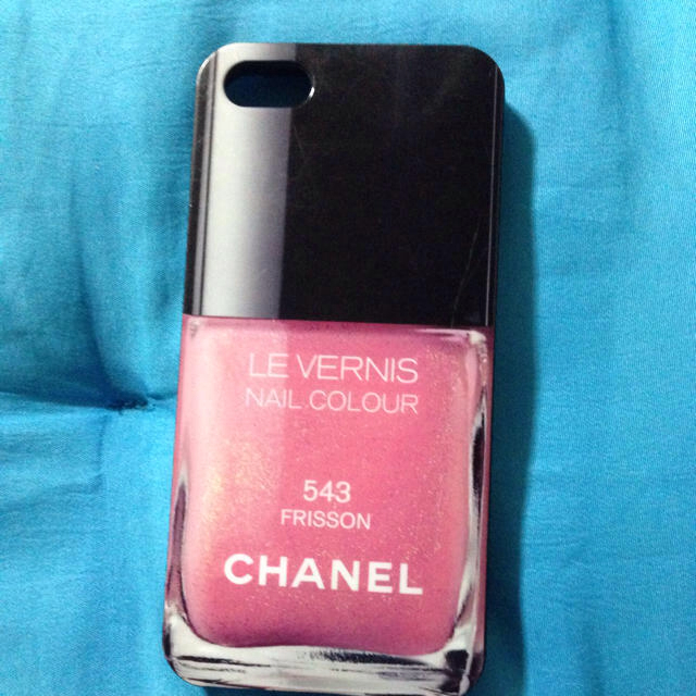 CHANEL♡iPhone5/5Sケースの通販 by a☆r's  shop|ラクマ