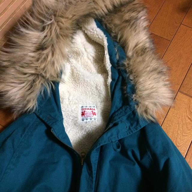 titicaca(チチカカ)のチチカカモッズコート レディースのジャケット/アウター(モッズコート)の商品写真