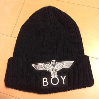 ボーイロンドン(Boy London)のBoyLondonニットキャップ(キャップ)