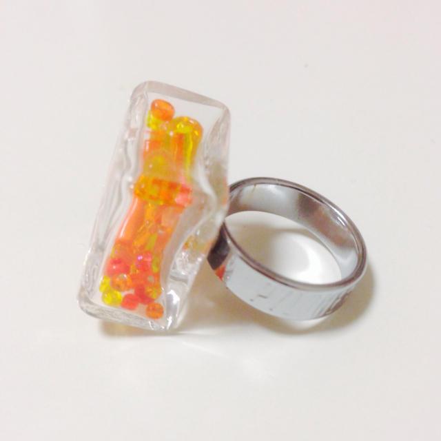 PYLONESのリング レディースのアクセサリー(リング(指輪))の商品写真