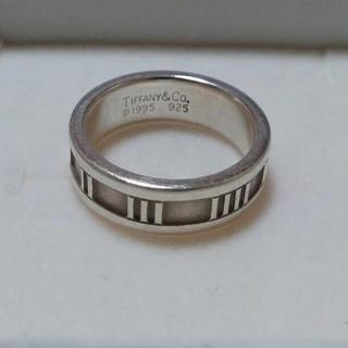 ティファニー(Tiffany & Co.)の【20日までさらに値下げ中】ティファニー アトラスリング(リング(指輪))